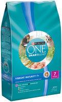 Purina ONE SmartBlend Vibrant Maturity 7+ Adult Premium Cat Food 7 lb. Bag