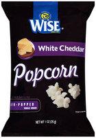 Wise® White Cheddar Popcorn