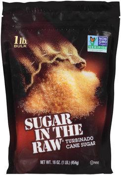 Sugar In The Raw® Turbinado Cane Sugar 16 oz Package