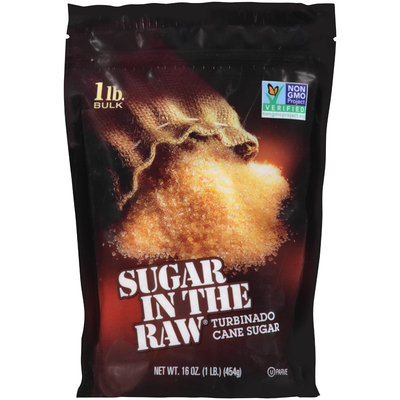 Sugar In The Raw® Turbinado Cane Sugar 16 oz Package