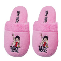 Tmd Holdings Betty Boop Slippers