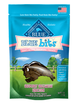 THE BLUE BUFFALO CO. BLUE™ Bits® Savory Salmon Soft-Moist Training Treats