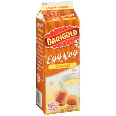 Darigold® Caramel Egg Nog 1 qt. Carton