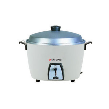 TATUNG TAC-20 White 20 Cup Rice Cooker