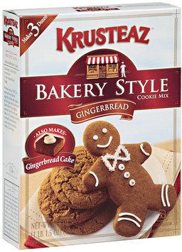 Krusteaz® Bakery Style Cookie Mix Gingerbread 17.5 oz