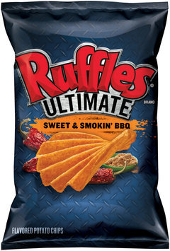 Ruffles® Brand Ultimate Sweet & Smokin' BBQ