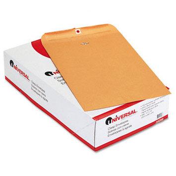 Universal 10in x 15in Kraft Clasp Envelope - BX OF 100