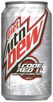 Diet Mountain Dew® Code Red® 12 fl. oz. Can
