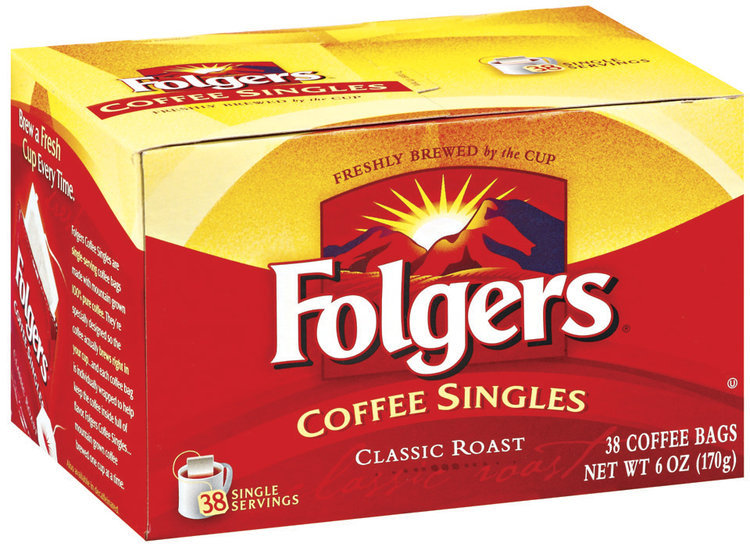 Folgers Classic Roast Coffee Singles Reviews 2019