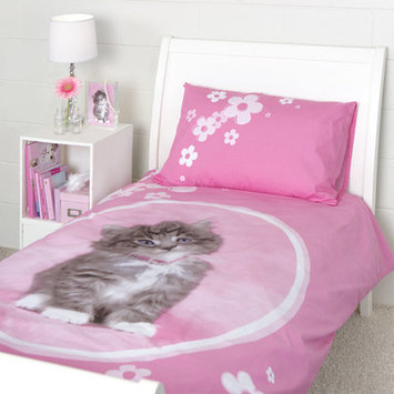 Dissero Brands So Sweet Kitten Duvet Single Bed Set