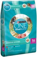 PURINA ONE® SmartBlend Sensitive Systems Adult Premium Cat Food