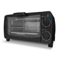 Toastmaster 4-Slice 10L Toaster Oven Black