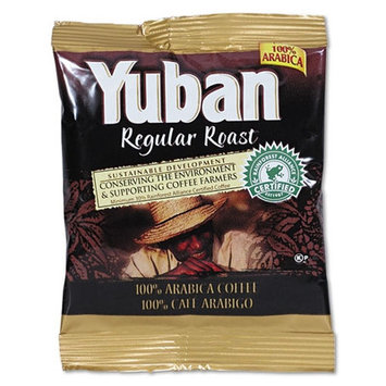 Kraft Foods Coffee Regular, Colombian, 1 1/2 oz Packs, 42/Carton