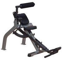 Body Solid Tools Body Solid GAB350 Semi-Recumbant Dual Ab Bench