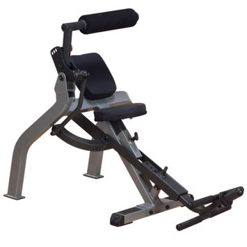 Body Solid Tools Body Solid GAB350 Semi-Recumbant Dual Ab Bench