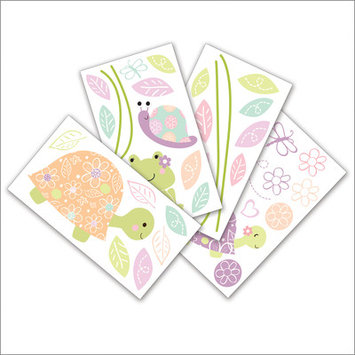 Lambs & Ivy Bedtime Lambs & Ivy Puddles Wall Appliques