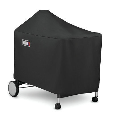 Weber Grilling Accessories. Grill Cover with Storage Bag for Performer Premium and Deluxe Grills