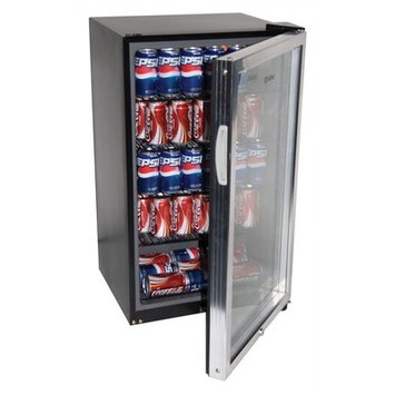 Haier Hbcn05fvs 150 Can Beverage Center