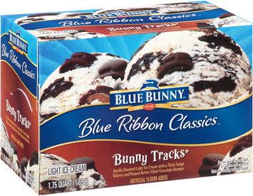 Blue Bunny Blue Ribbon Classics Bunny Tracks