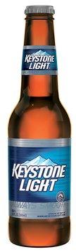 Keystone Light Beer
