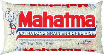 Mahatma® Extra Long Grain Enriched Rice 3 lb. Bag