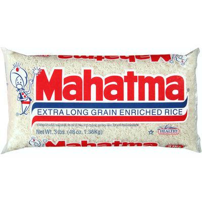 Mahatma® Extra Long Grain Enriched Rice 3 lb. Bag