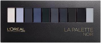 L'Oréal Paris Colour Riche La Palette Noir Eyeshadow Container
