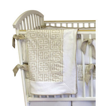 Bebe Chic Riley Crib Blanket
