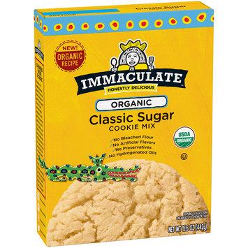 Immaculate™ Organic Classic Sugar Cookie Mix 15.6 oz. Box