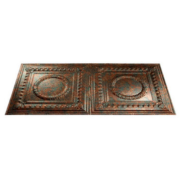 Fasade 24-1/2-in x 48-1/2-in Fasade Traditional Ceiling Tile Panel G54-11