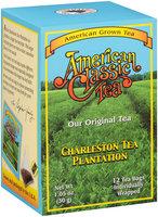Charleston Tea Plantation American Classic Tea® 12 ct Box