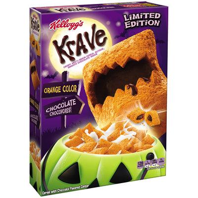 Kellogg's® Krave® Chocolate Cereal 11.4 oz. Box