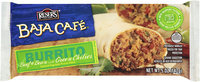 Baja Cafe® Beef & Bean Burrito with Green Chilies