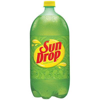Sun Drop Citrus Soda Plastic Soda