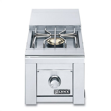 Lynx LSB22NG Natural Gas Built In Double Side Burner