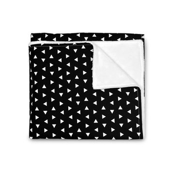 Olli+lime Triangle Baby Blanket