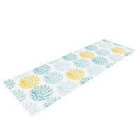 Kess Inhouse Coralina by Anchobee Yoga Mat