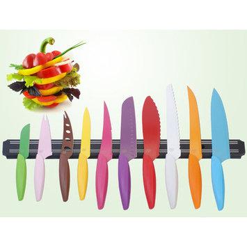 Gela Global 10 Piece Knife Set Color: Black