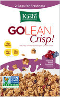 Kashi® Golean Crisp Toasted Berry Crumble Cereal
