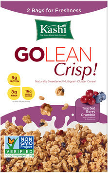 Kashi® GOLEAN Crisp!® Toasted Berry Crumble Cereal
