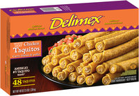 Delimex® White Meat Chicken Taquitos 48 ct Box