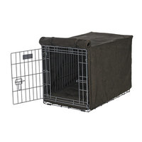 Bowsers Luxury Crate Cover Size: Small (19