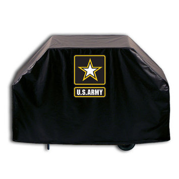 Holland Bar Stool Company US Armed Forces Grill Cover - Size: 36 H x 66 W x 21 D, Branch: Army