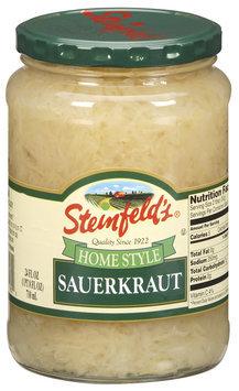 Steinfeld's Home Style Sauerkraut 24 Fl Oz Jar