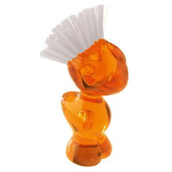 Koziol Orange-Tweetie Veg Brush 5029509