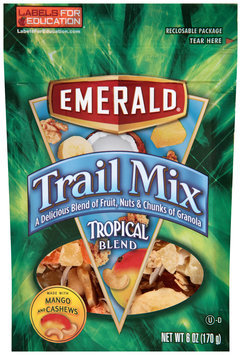 Emerald® Tropical Blend Trail Mix 6.0 oz. Bag