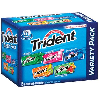 Trident VarietySugarfree Gum