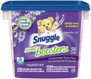 Snuggle Scent Boosters™ Lavender Joy Concentrated Scent Pacs 39.5 oz. Tub