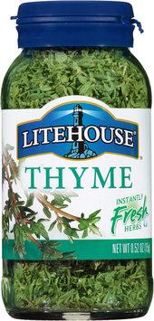 Litehouse® Thyme Freeze Dried Herbs 0.52 oz. Bottle