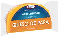 Kraft Mild Cheddar Cheese 8 oz. Pack